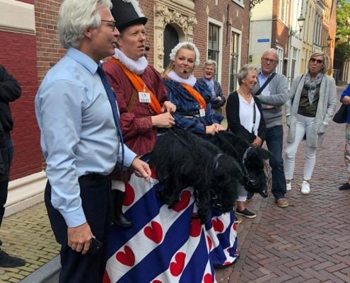Private CityTour Leeuwarden