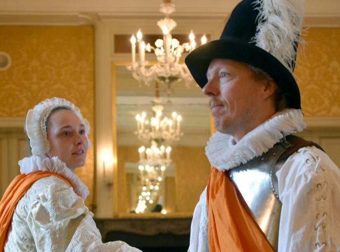 Willem en Anna
