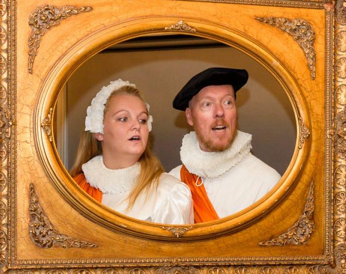 Willem en Anna 450 jaar gescheiden